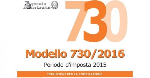 Modello 730 2016 come e quando presentarlo for Scadenza modello 730 anno 2017