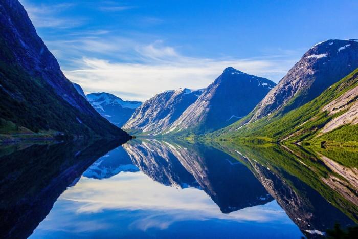 Crociera sui fiordi alla scoperta della norvegia for Quali sono le migliori cabine su una nave da crociera