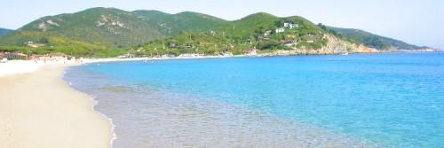 Isola d'Elba: le spiagge di sabbia adatte anche ai bambini